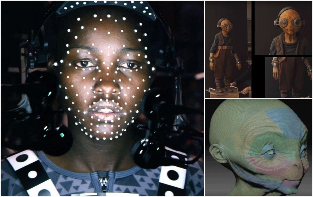 Why is Lupita Nyong'o heard and notseen?