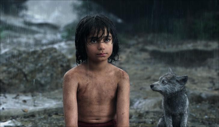 Thank you Disney and Jon Favreau for keeping Mowglibrown.